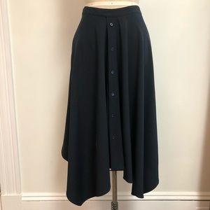 Sies Marjan asymmetrical full skirt with pockets